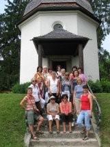 Chorausflug in Oberndorf