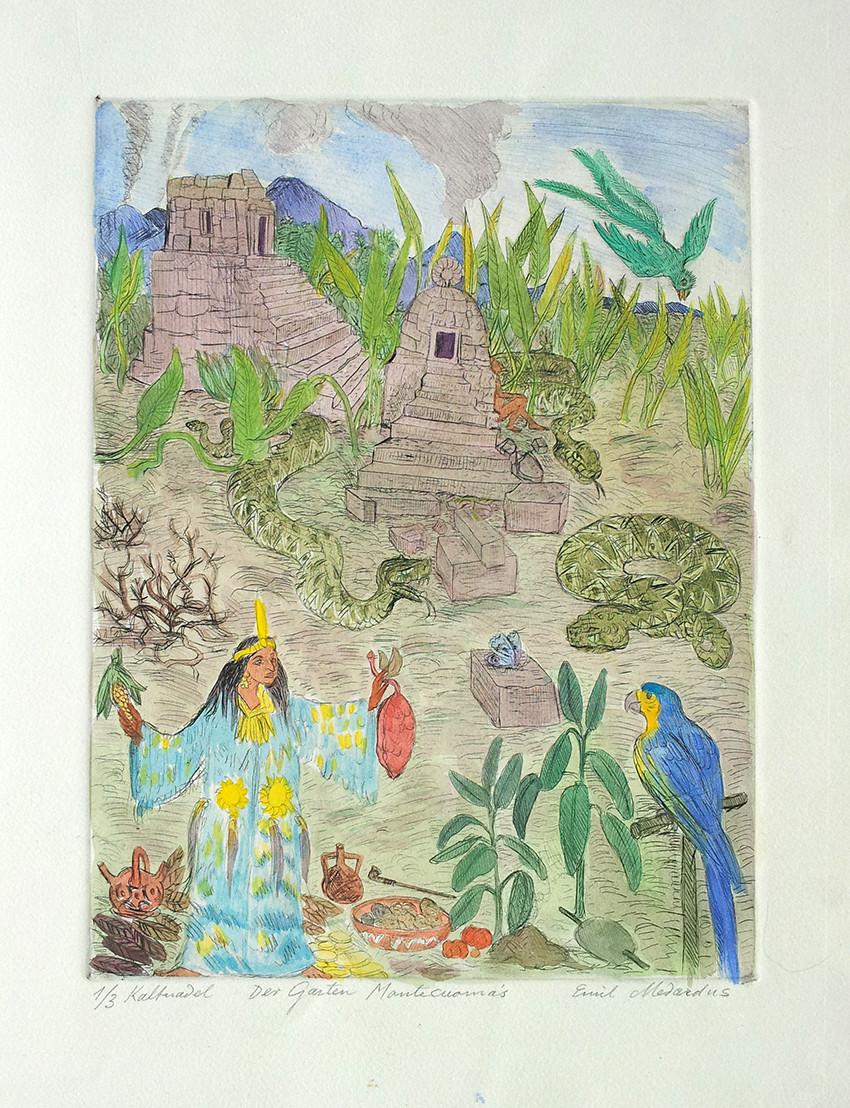 Der Garten Montezumas