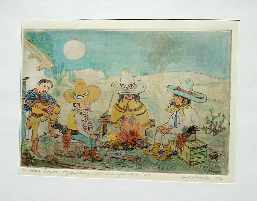 An Molina Campos (Gedenkblatt)
