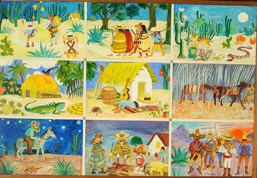 Mexikanisches Märchen