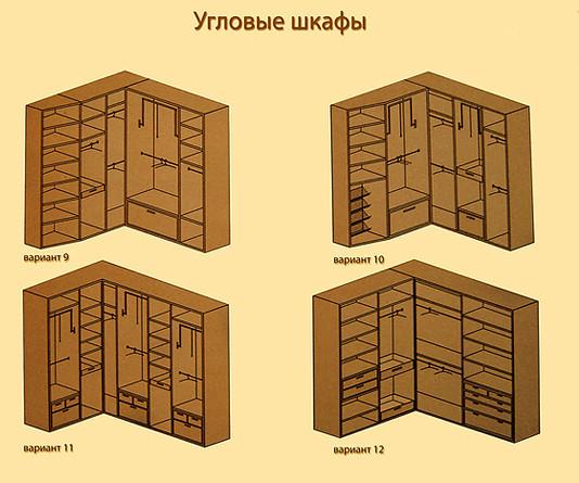 Встроенные шкафы-купе - корпусная мебель на заказ в барнауле.