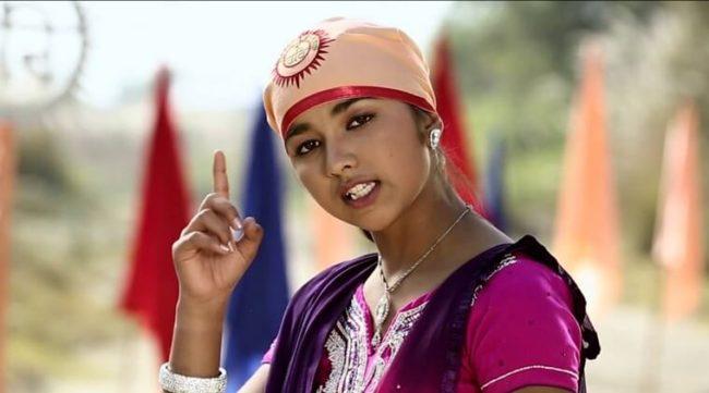 Ginni Mahi, la voix d'une jeune dalit (intouchable).