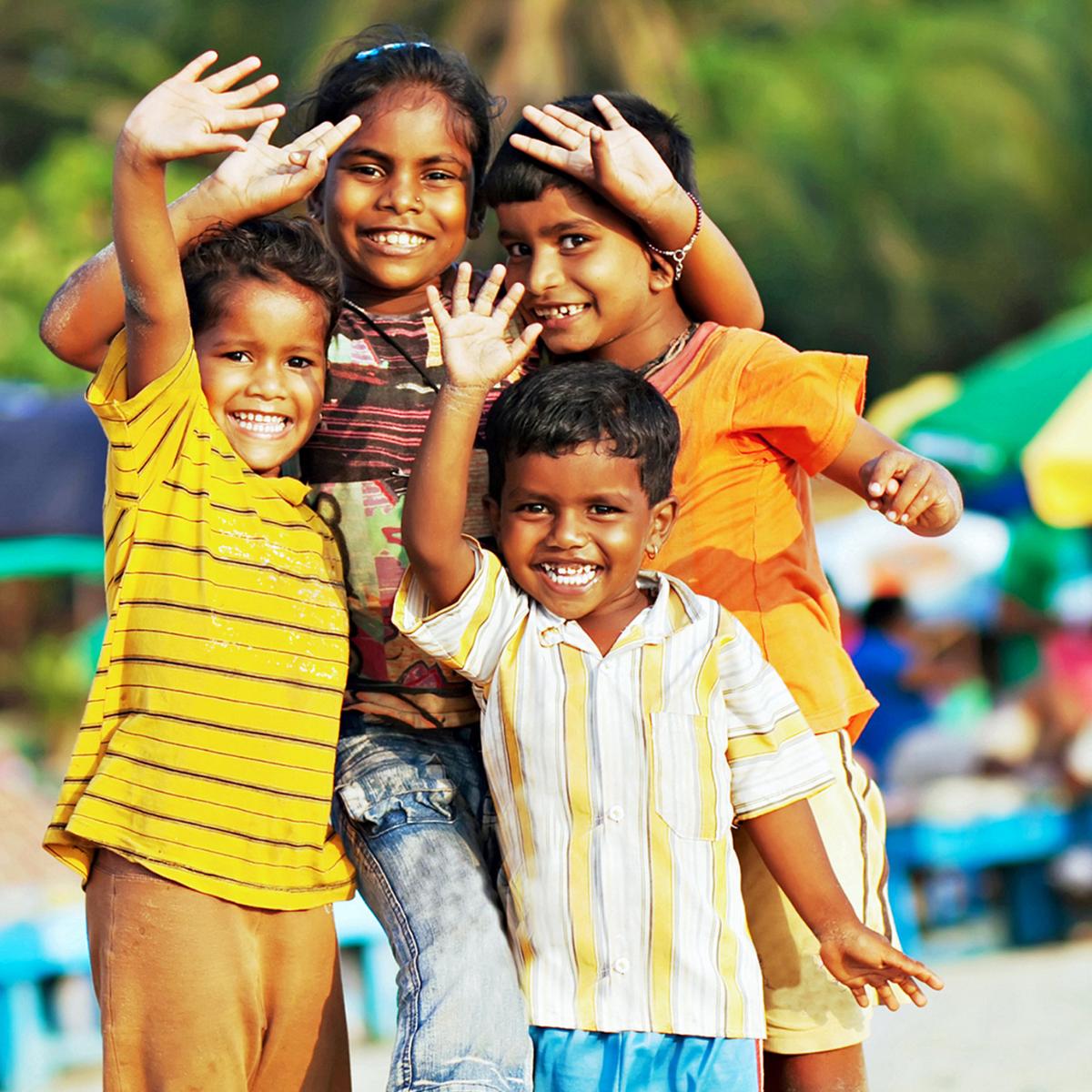 Des cours de bonheur dans les écoles indiennes