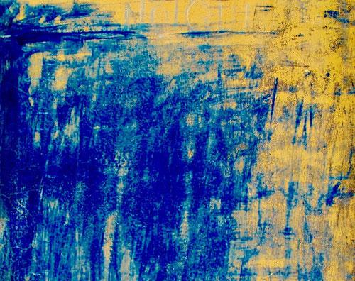 auf der Reise durch Vietnam entdeckt - wie ein Bild von Yves Klein