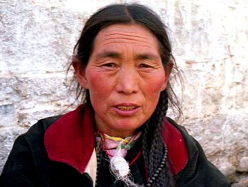 die Tibeter - wunderschöne Menschen