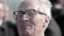 Erich Honecker erster Sekretär von 1971 bis 1989