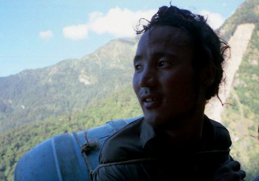 wilde Gesellen, die tibetischen Träger