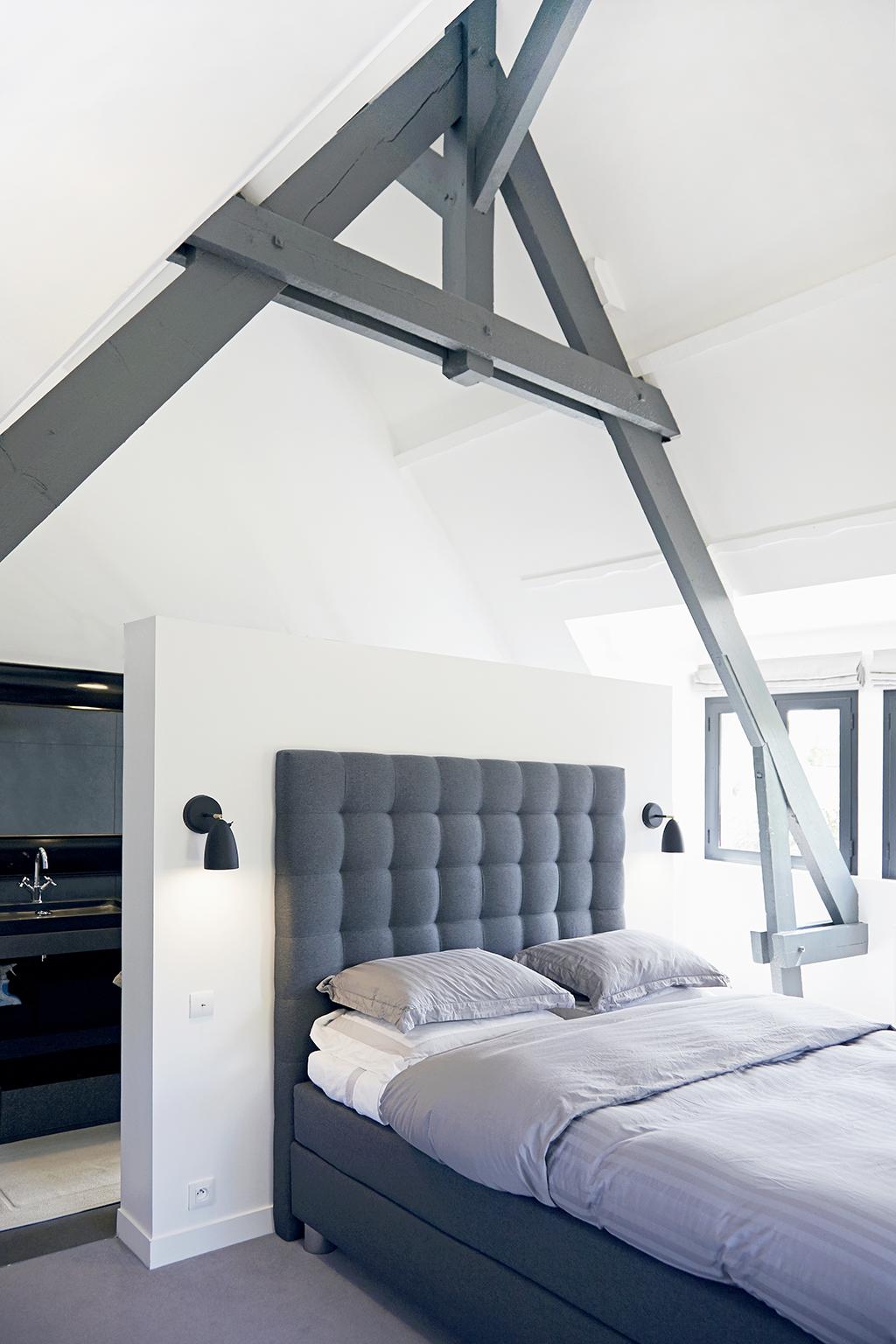 erh htes kopfteil f r ihr neues boxspringbett boxspringbetten. Black Bedroom Furniture Sets. Home Design Ideas