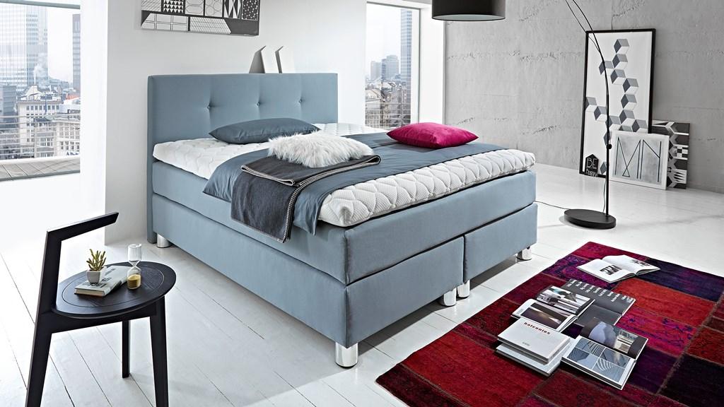 boxspringbett auf raten kaufen als neukunde boxspringbetten. Black Bedroom Furniture Sets. Home Design Ideas