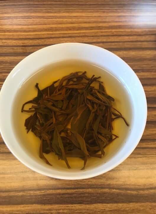 食事にも合わせやすい紅茶です。