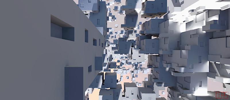 3DART6_Scène 3 __ Thème : ville utopique
