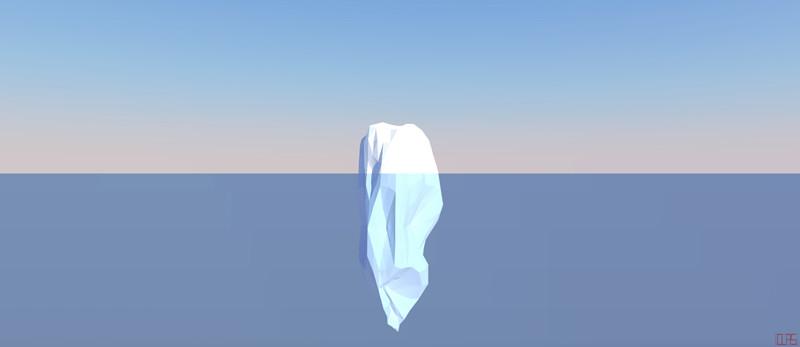iceberg_Scène 1 __ Thème : climat change