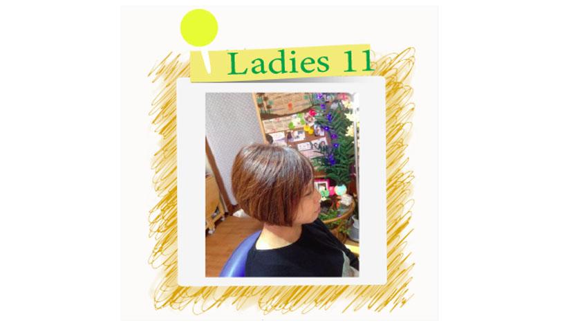 横須賀衣笠美容室B.B. ベージュブラウンにショートボブでモードな仕上り