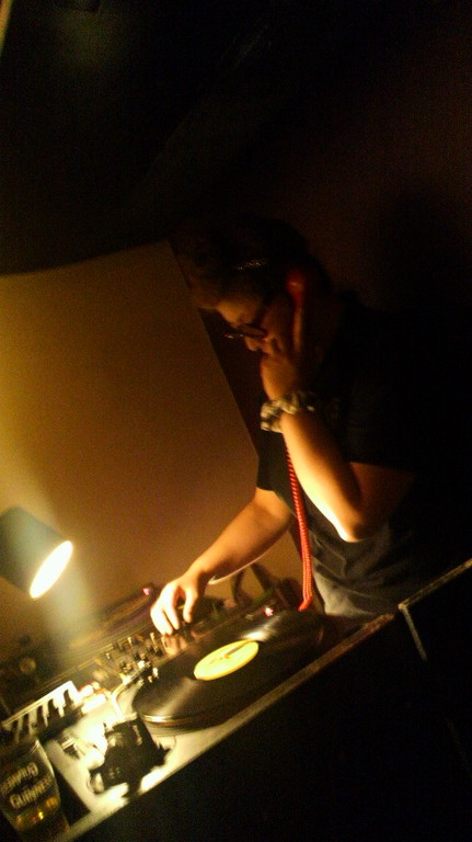 DJ HA☆CHI