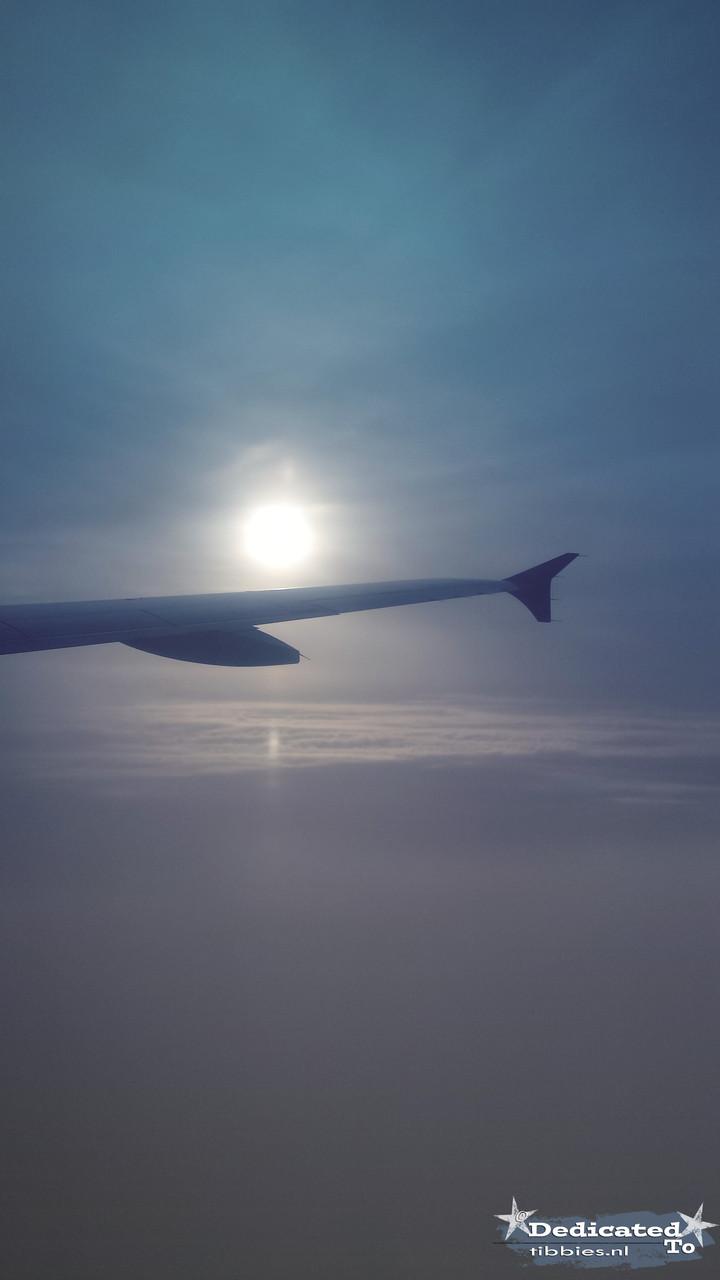onderweg naar Denemarken