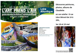 L'Art Prend L'Air... 18et19mai2013