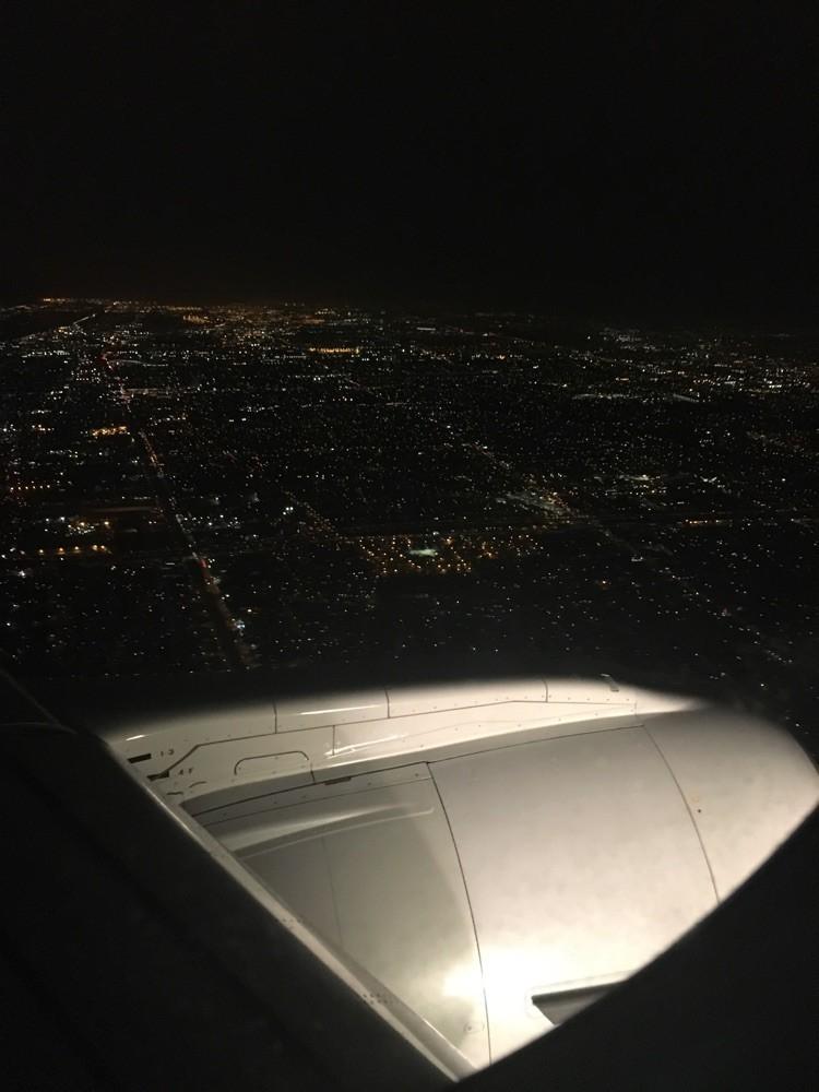 Good evening LA