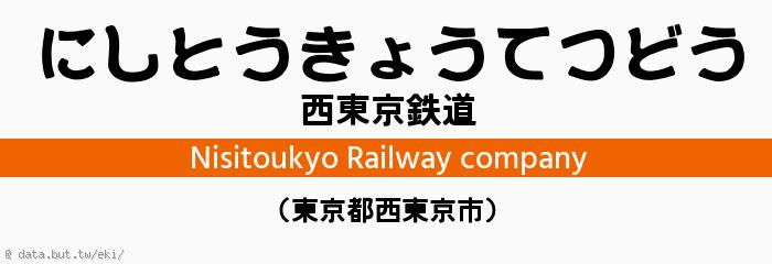 西東京鉄道