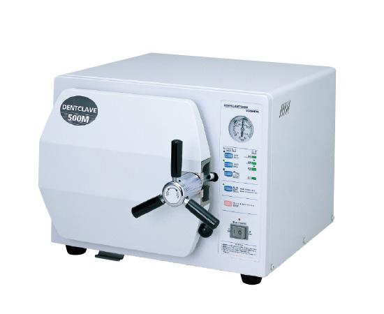小型未包装品用高圧蒸気滅菌器 デントクレーブ500M