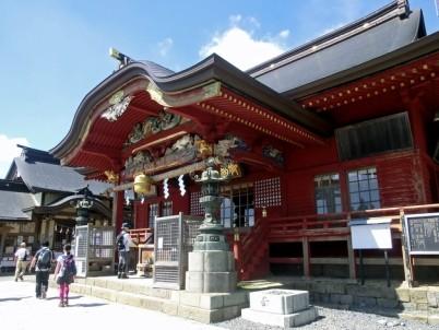武蔵御嶽神社ロンリープラネット