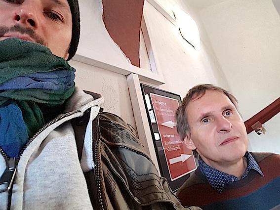 Kristallklang Stefan Eckhart und Thomas