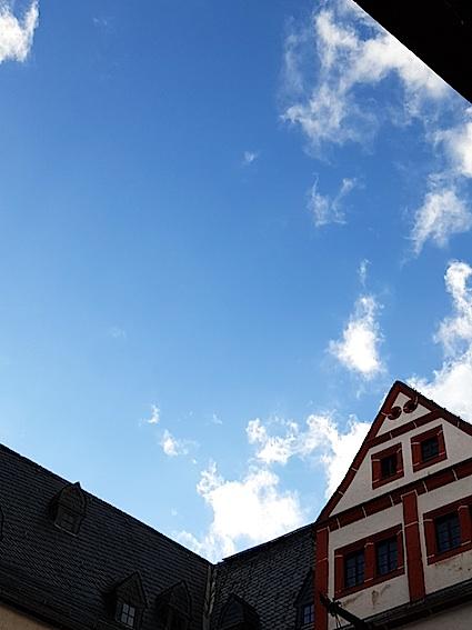 Blauer Himmel!!! Zeit für Himmlische Klänge