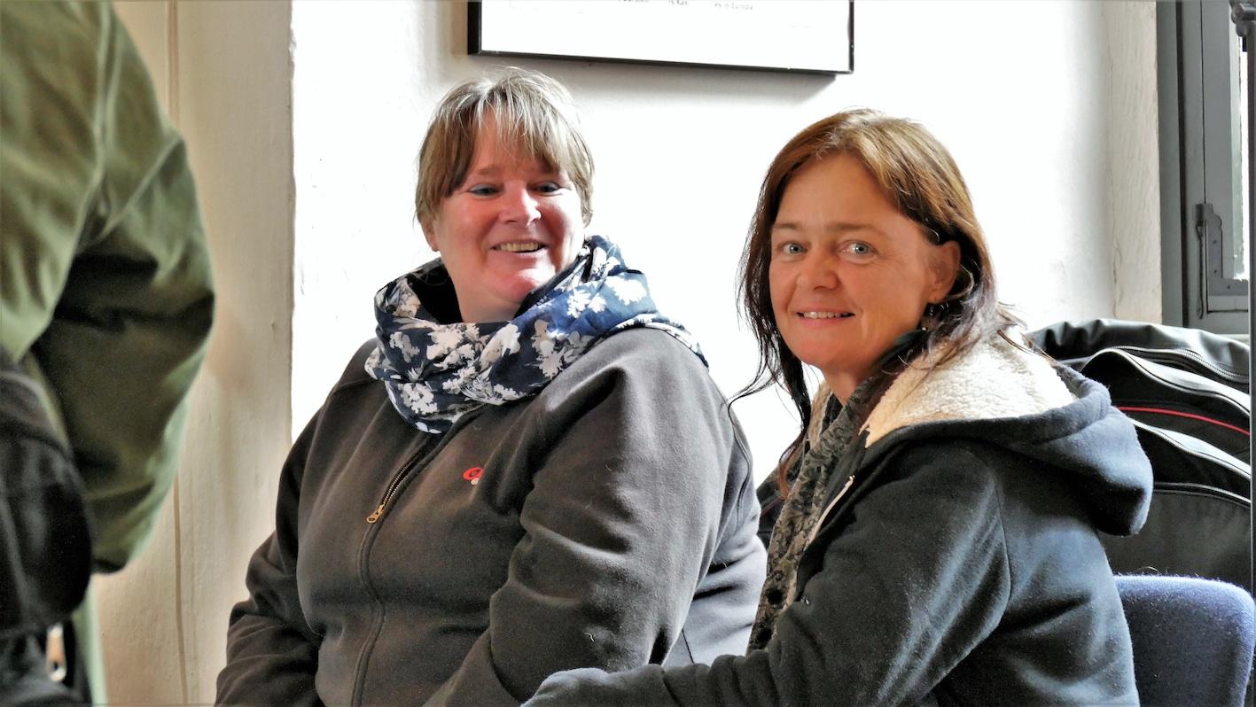 Birgit Reimer & Oethken Gongs
