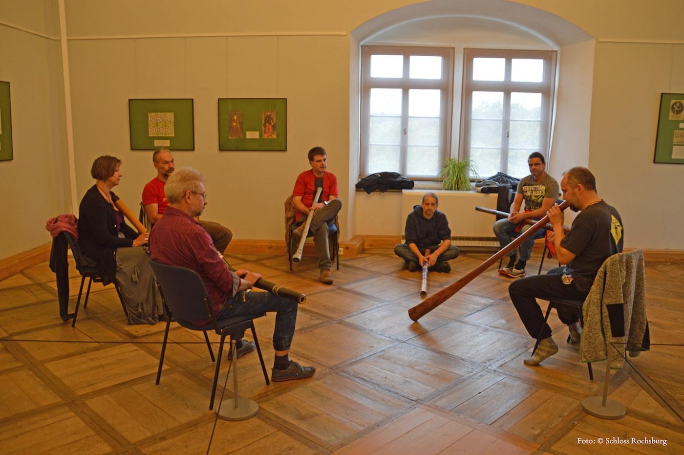 Didgeridoo Workshop mit Marco Munsch & Melanie Niermann
