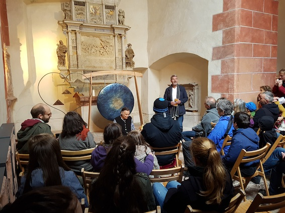 Konzert Martin Bläse in der Schlosskapelle