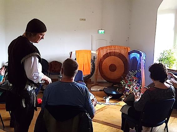 Hangworkshop mit Rolf Mönnighoff