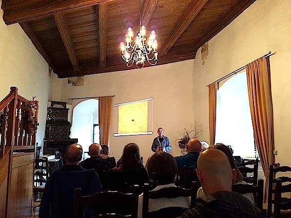 Vortrag Willi Grimm