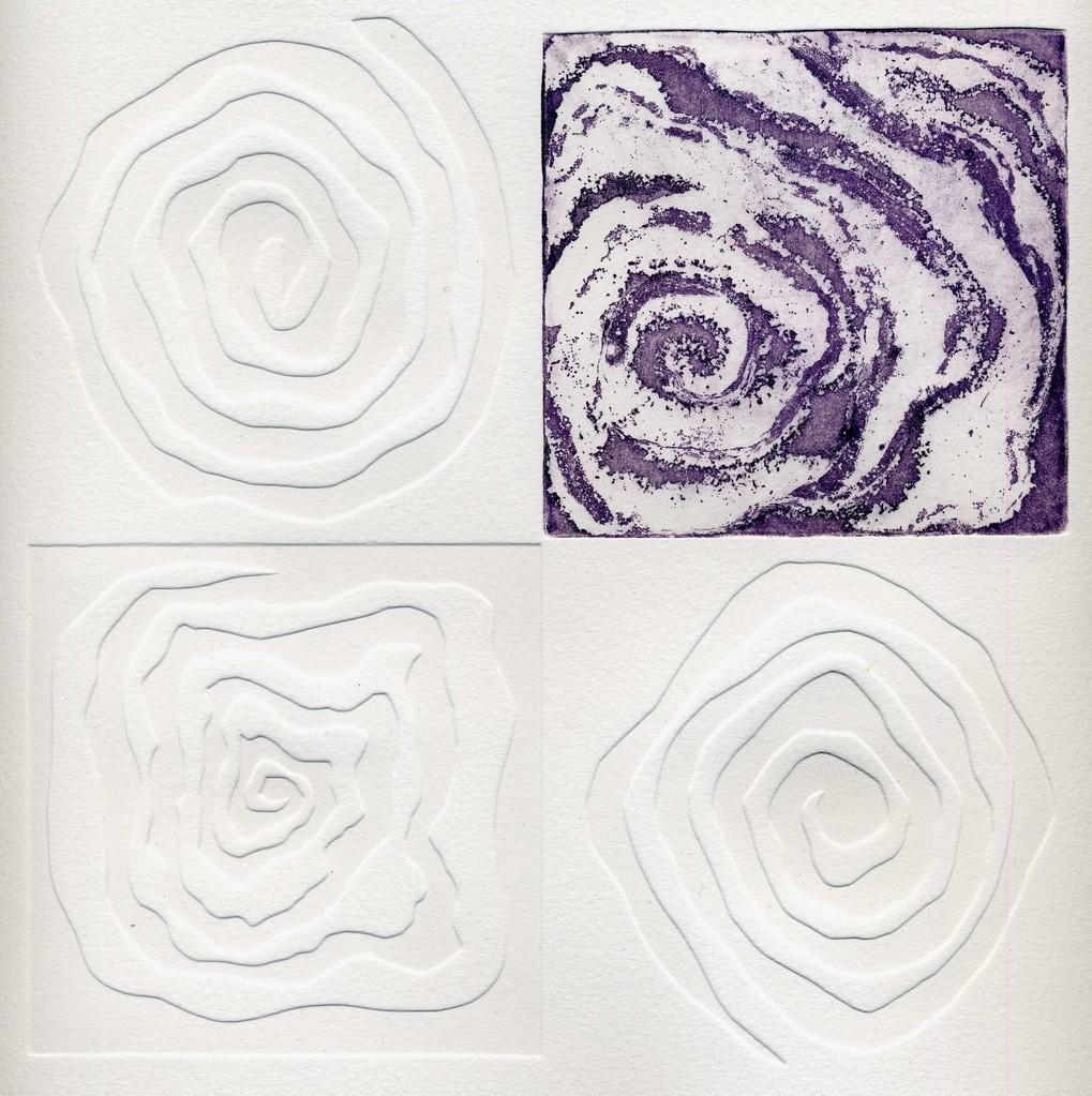 Nim, S/ título 1, Técnica mista, 20 x 20 cm