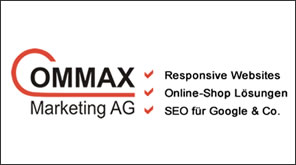 COMMAX Marketing AG, Rapperswil SG