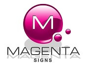 Magenta Signs company logo.