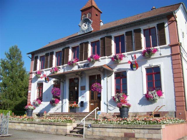 Mairie de Montreux-Château - Juillet 2012
