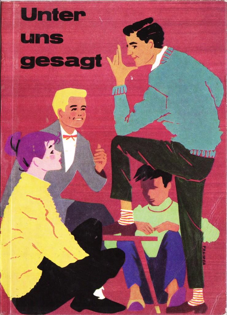 Benimmbuch für Schulabgänger