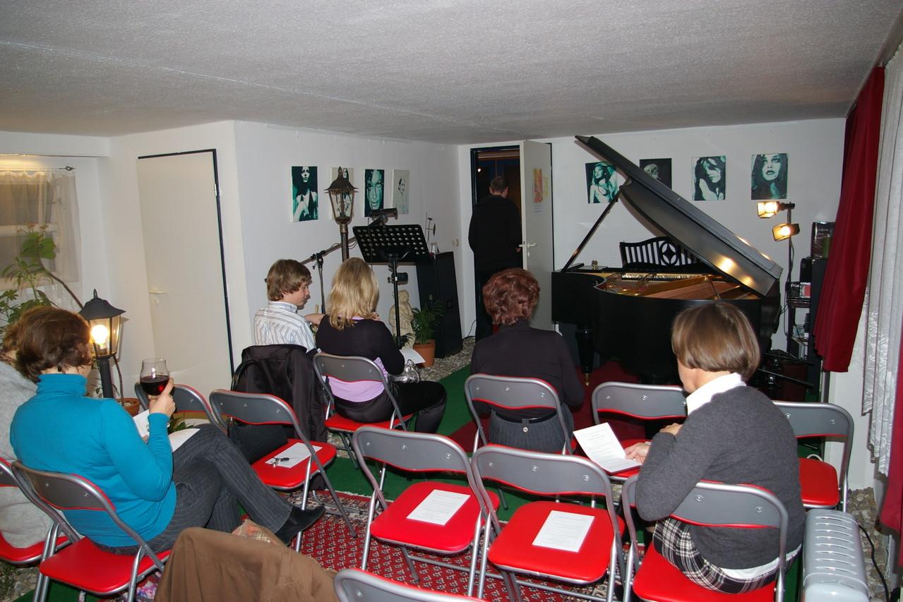 Klavierstudio Patrick Dieter - Impressionen