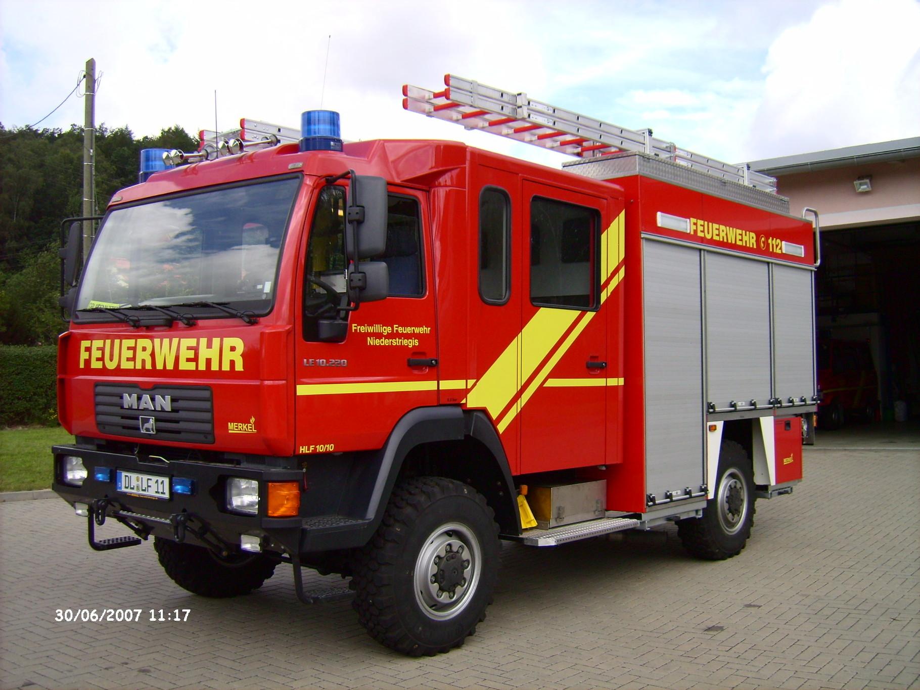 Feuerwehr Weiding