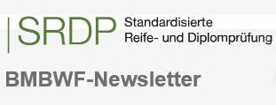 BMBWF-Newsletter zur SRP/SRDP/BRP