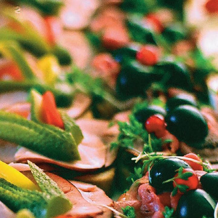Fleischerei Eckart - Canapés Catering Service