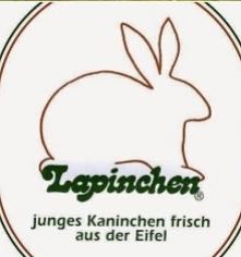junges Eifel Kaninchen Lapinchen, die Extraklasse