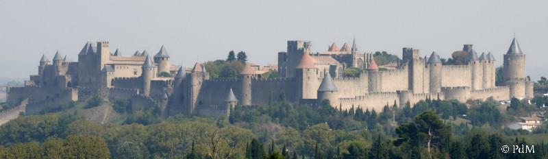 Etape à Carcassonne