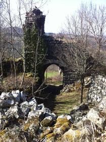 Porte de Chapteuil