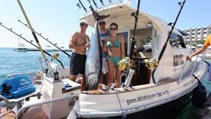 pourquoi pas une partie de pêche au gros?