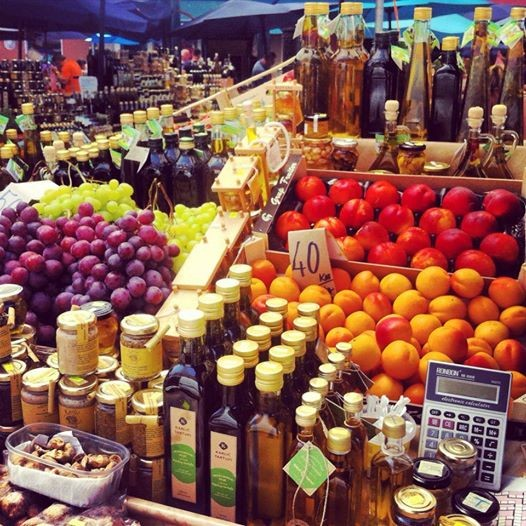 Free degustation every Saturday morning at the central market in Pula (300 m away)