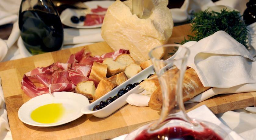 dégustation typique en Istrie....