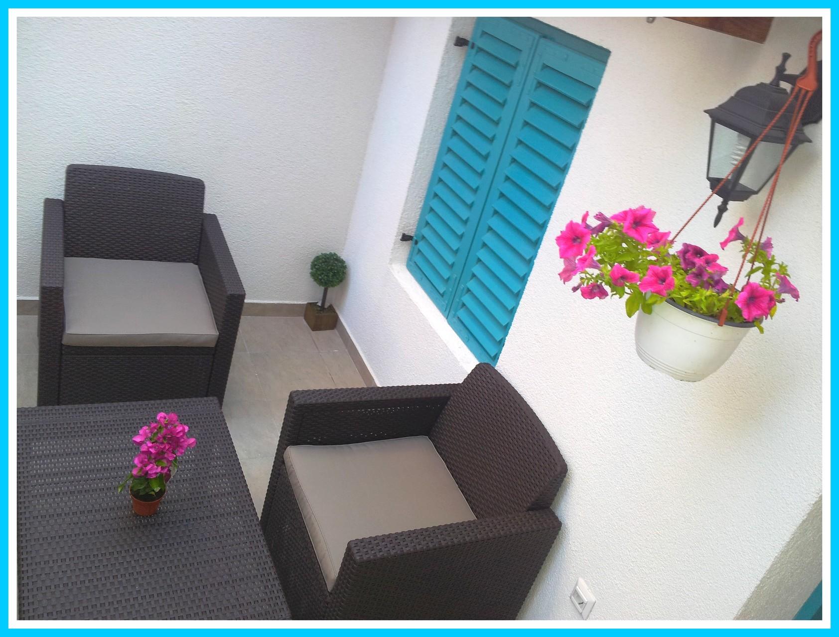 votre terrasse meublée