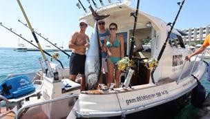 Big fishing party....