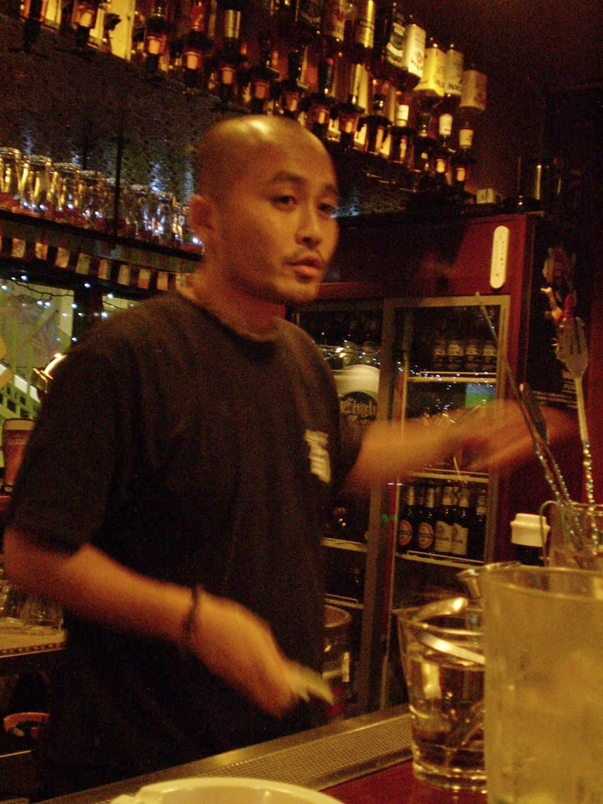 Meguro Tavern  - Kei le cuistot