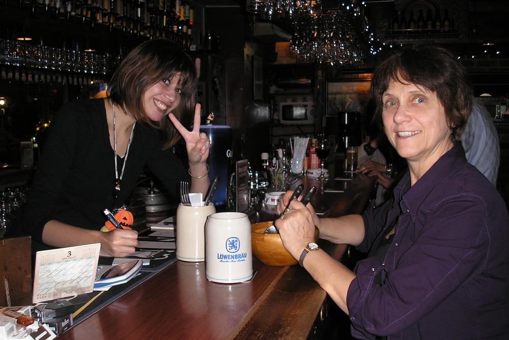 Meguro Tavern  -  Edith et... moi